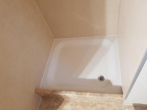 Wandbelag in Dusche
