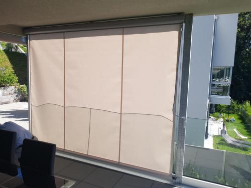 Fasadenmarkiese
